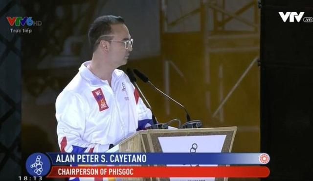 Chủ nhà Philippines trao cờ đăng cai SEA Games 31 cho Việt Nam - Ảnh 41.