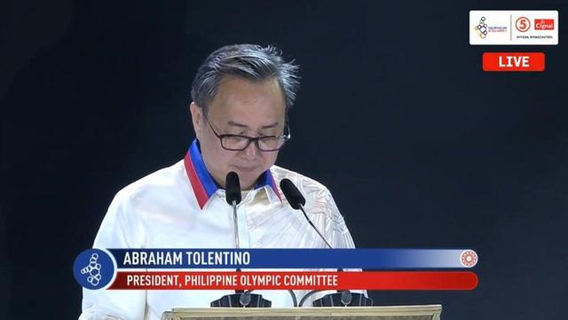 Chủ nhà Philippines trao cờ đăng cai SEA Games 31 cho Việt Nam - Ảnh 42.