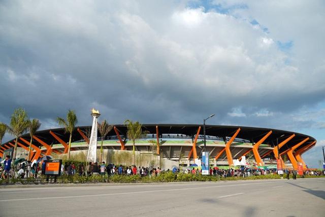 Chủ nhà Philippines trao cờ đăng cai SEA Games 31 cho Việt Nam - Ảnh 7.