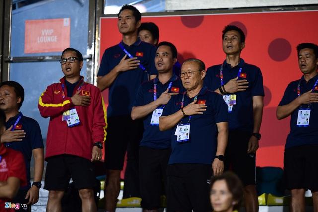 Mối thâm tình đặc biệt của hai thuyền trưởng cùng đem vinh quang về cho bóng đá Việt - Ảnh 4.