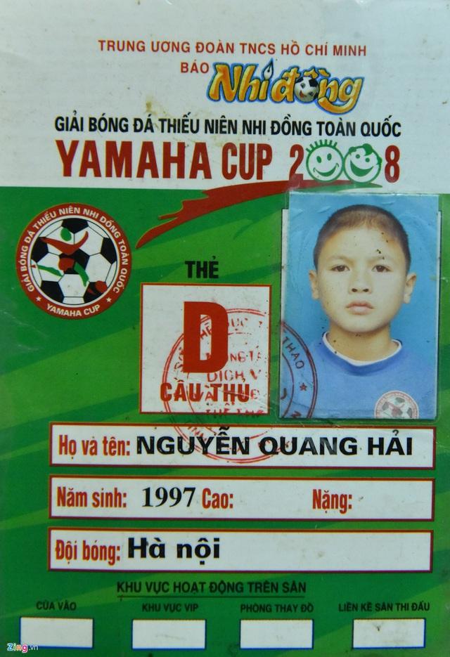 Quang Hải, Văn Hậu và các cầu thủ U22 Việt Nam được vinh danh từ bé - Ảnh 5.