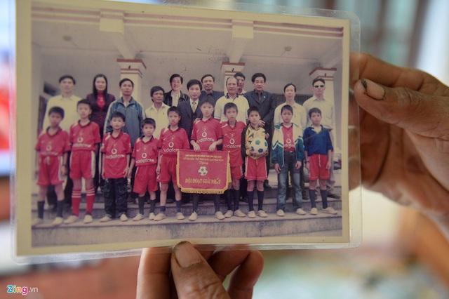Quang Hải, Văn Hậu và các cầu thủ U22 Việt Nam được vinh danh từ bé - Ảnh 6.