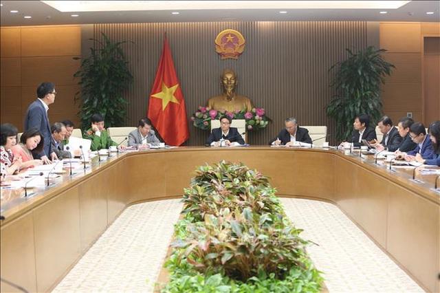 Phó Thủ tướng Vũ Đức Đam: Đẩy mạnh kiểm tra, xử lý nghiêm vi phạm về an toàn thực phẩm  - Ảnh 2.