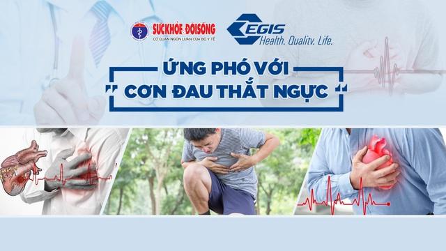 Truyền hình trực tuyến: Ứng phó với cơn đau thắt ngực - Ảnh 1.