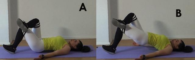 Huấn luyện viên hướng dẫn bài tập chỉ 1 động tác mà giúp bụng phẳng, eo thon - Ảnh 3.