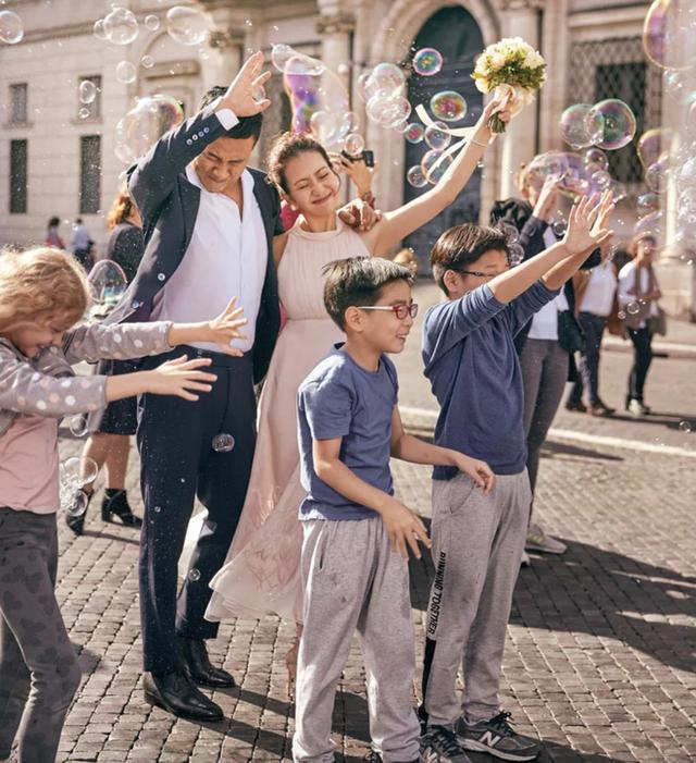 Kiều Phong đỉnh nhất Thiên long bát bộ: Cuộc sống gia đình đẹp hơn cả trên phim - Ảnh 5.