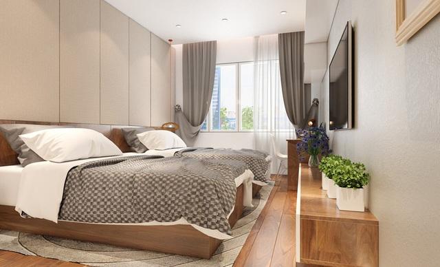 Sử dụng nội thất màu tương phản đen trắng đem lại hiệu ứng bất ngờ cho ngôi nhà phố - Ảnh 8.