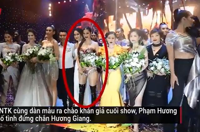 """Hoa hậu Phạm Hương và những lần """"mất điểm"""" trầm trọng - Ảnh 2."""