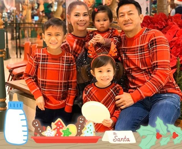 Danh hài Việt Hương và loạt nghệ sĩ hải ngoại đón Giáng sinh - Ảnh 9.