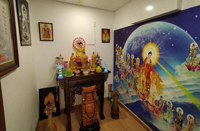Phi Thanh Vân khoe căn hộ 200 m2 xinh xắn nhưng ai cũng chỉ chú ý đến ghế tình yêu đặt trong phòng ngủ - Ảnh 14.