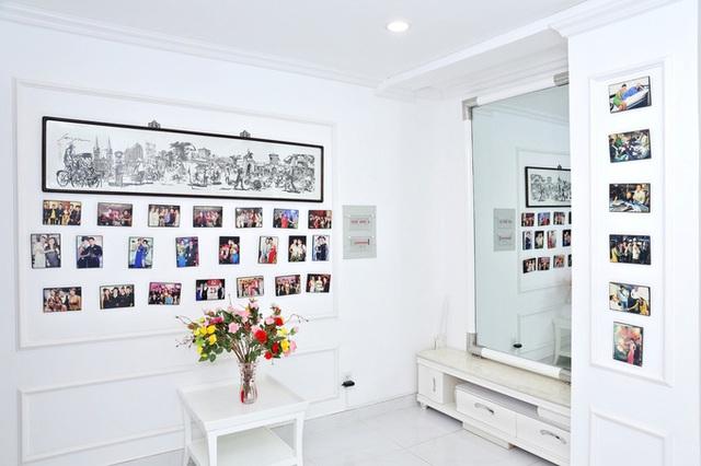Phi Thanh Vân khoe căn hộ 200 m2 xinh xắn nhưng ai cũng chỉ chú ý đến ghế tình yêu đặt trong phòng ngủ - Ảnh 3.
