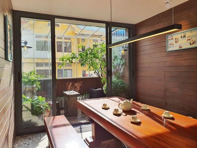 380 triệu đồng giúp cải tạo căn hộ 10 năm tuổi như rộng gấp đôi - Ảnh 7.