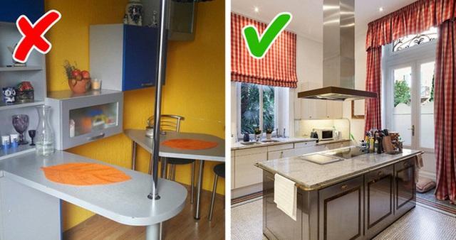 Những thiết kế nội thất tốn tiền vô ích nhưng lại rất nhiều nhà mắc phải - Ảnh 1.
