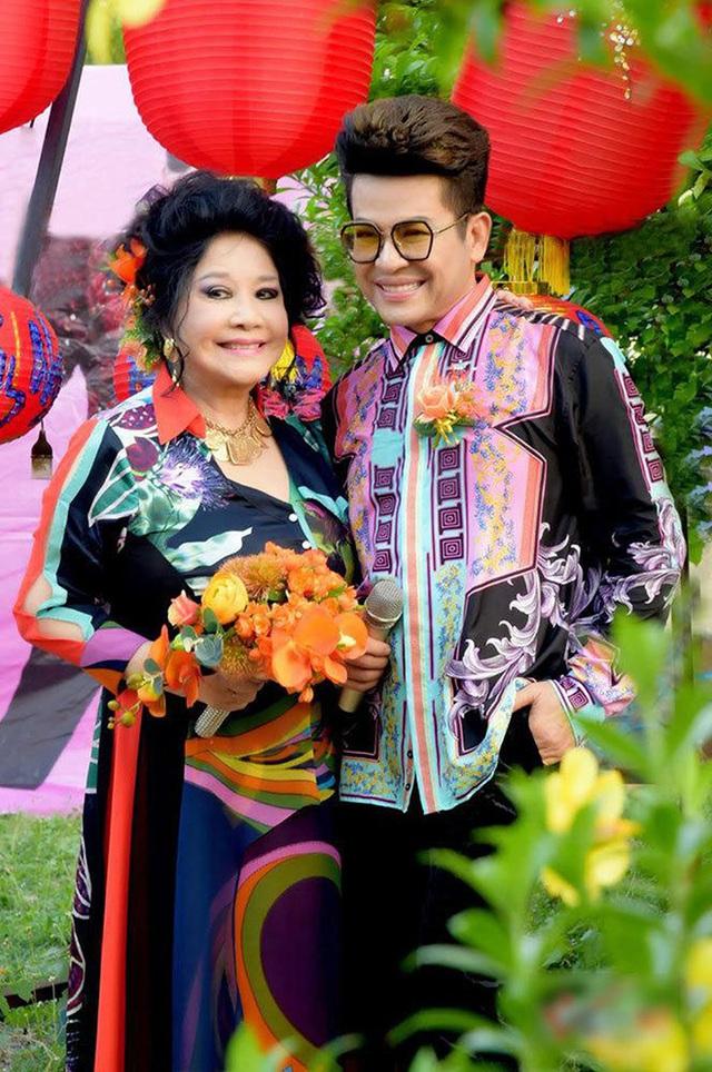 Nữ đại gia 10 lần tổ chức đám cưới với MC Thanh Bạch là ai? - Ảnh 1.