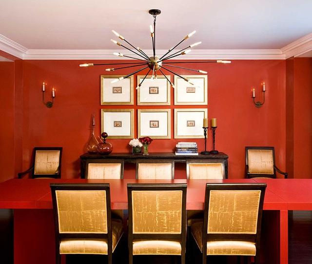 Chỉ với một bí kíp thôi sẽ khiến phòng ăn đẹp hớp hồn - Ảnh 14.