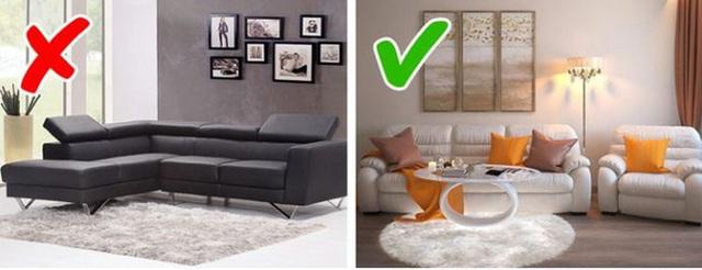 Những thiết kế nội thất tốn tiền vô ích nhưng lại rất nhiều nhà mắc phải - Ảnh 4.