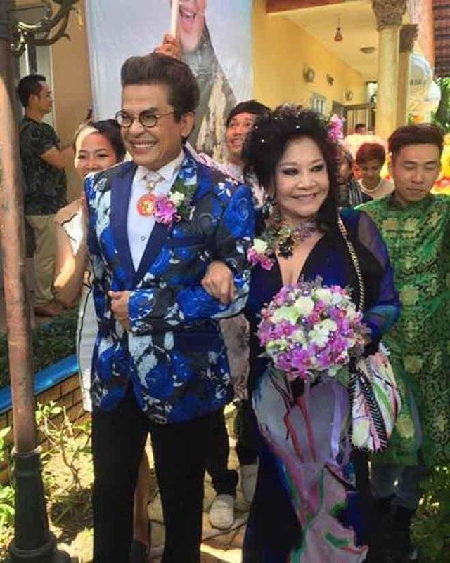 Nữ đại gia 10 lần tổ chức đám cưới với MC Thanh Bạch là ai? - Ảnh 3.