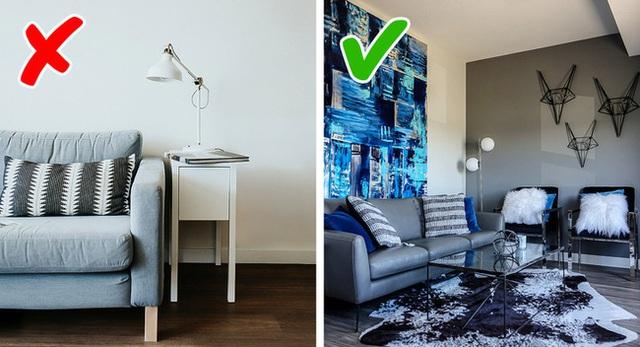 Những thiết kế nội thất tốn tiền vô ích nhưng lại rất nhiều nhà mắc phải - Ảnh 5.