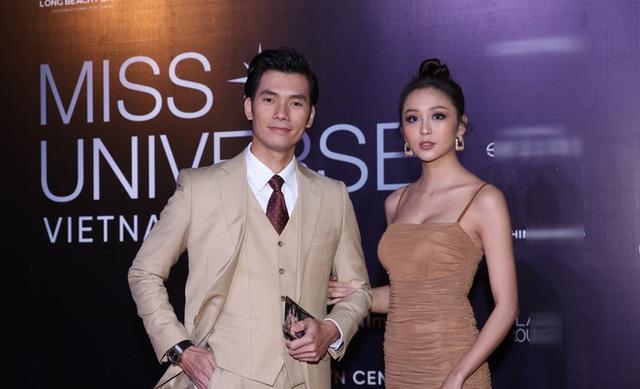 Dàn sao đổ bộ thảm đỏ Hoa hậu Hoàn vũ Việt Nam 2019, Thanh Hằng gây ấn tượng đặc biệt - Ảnh 5.