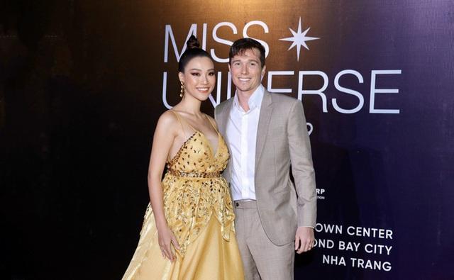 Dàn sao đổ bộ thảm đỏ Hoa hậu Hoàn vũ Việt Nam 2019, Thanh Hằng gây ấn tượng đặc biệt - Ảnh 7.