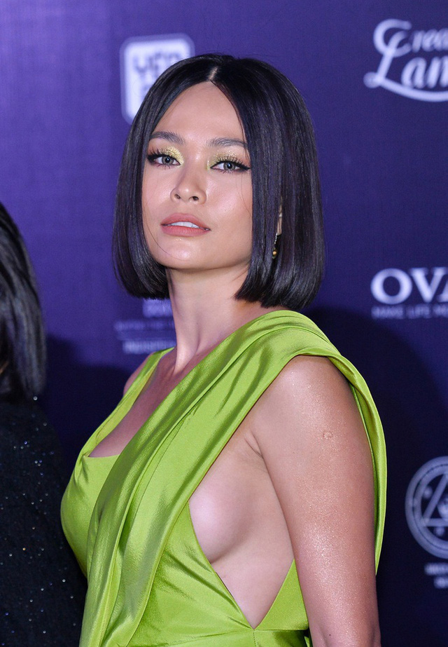 Dàn sao đổ bộ thảm đỏ Hoa hậu Hoàn vũ Việt Nam 2019, Thanh Hằng gây ấn tượng đặc biệt - Ảnh 8.