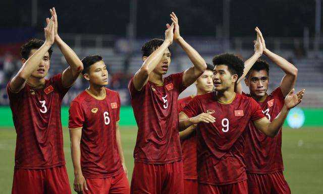 HLV Park Hang Seo tặng món quà đặc biệt cho tuyển U22 Việt Nam trước trận chung kết - Ảnh 2.