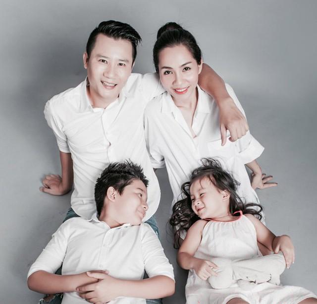 Mái ấm hạnh phúc của Hoàng Bách và bà xã Thanh Thảo.
