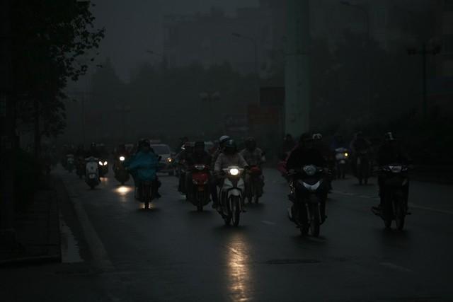 Tình hình thời tiết không thuận lợi có thể kéo dài trong ít ngày tới.