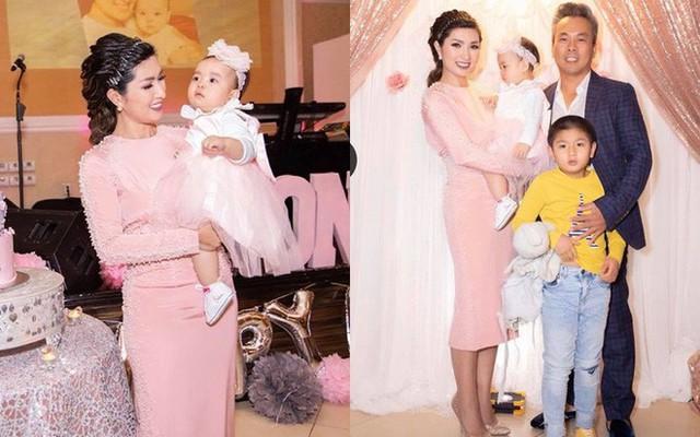 Hiện tại, Hồng Nhung đang chung sống với người chồng thứ 2 và là mẹ của hai người con, 1 trai 1 gái.