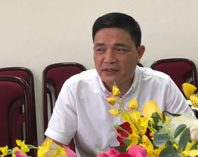 PGS.TS Nguyễn Thanh Phong (Cục An toàn thực phẩm, Bộ Y tế)