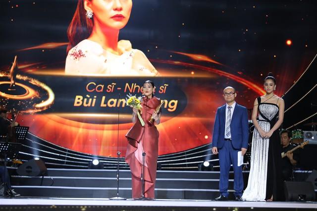 Nghệ sĩ mới của năm: Bùi Lan Hương