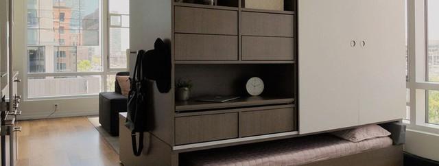 Hệ thống nội thất thông minh – những món đồ không thể thiếu với ngôi nhà nhỏ