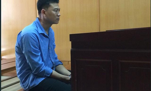Bị cáo Huỳnh Văn Rít