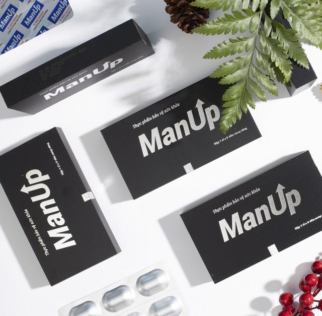 MANUP - Chìa khóa mới cho vấn đề sinh lý nam giới