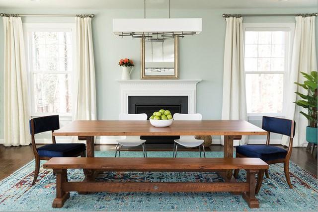 Hy vọng với những gợi ý trên đây bạn sẽ có được lựa chọn phù hợp để sở hữu một căn phòng ăn gia đình như mong muốn.