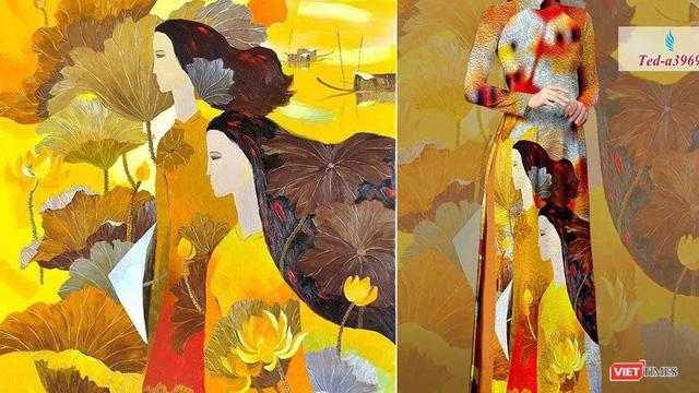 Tác phẩm của họa sĩ Nguyễn Quý Tâm bị công ty Phương Mai xâm phạm bản quyền