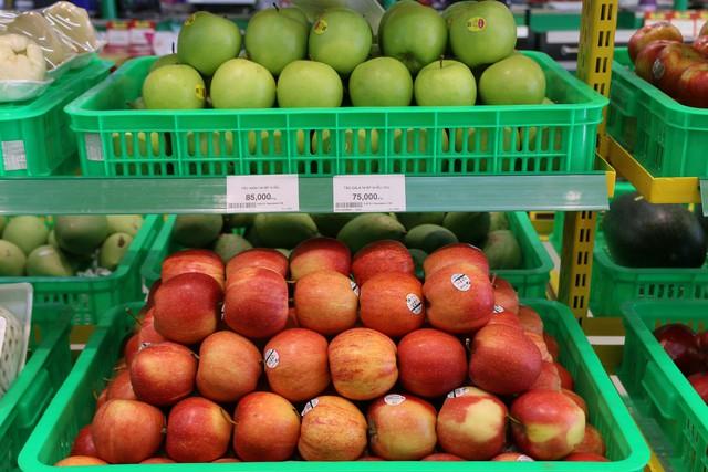 Bán trái cây nhập khẩu giá rẻ hơn ở chợ, Bách hóa Xanh muốn giúp nhiều khách hàng tiếp cận với nguồn trái cây nhập khẩu chất lượng cao