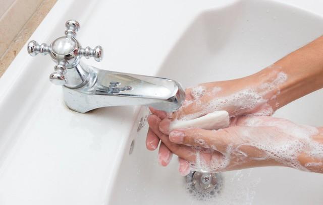 Rửa tay bằng xà phòng không chỉ để phòng bệnh cho cá nhân mỗi người mà còn góp phần bảo vệ những người xung quanh.