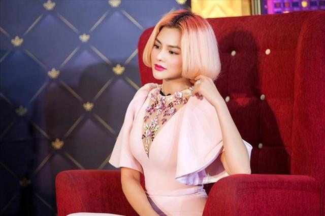 Cựu người mẫu Vũ Thu Phương. Ảnh: FBNV.
