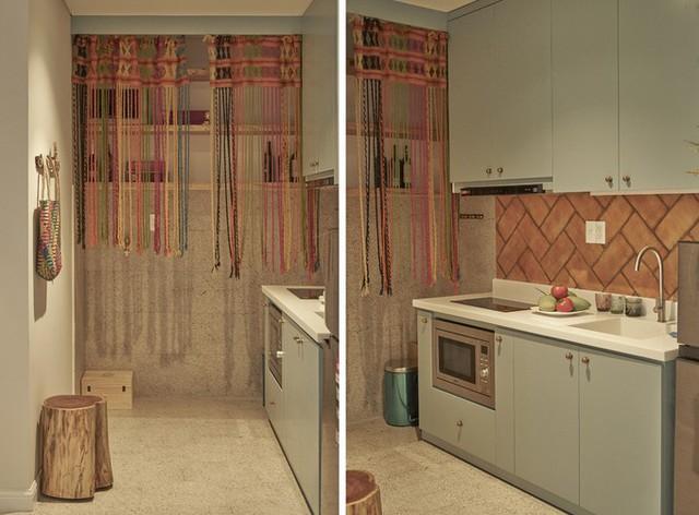 Từng chi tiết nhỏ trong nhà đều được đích thân chủ nhà chăm chút cẩn thận.