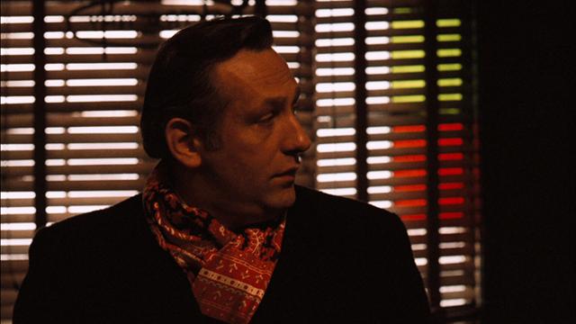 Carmine Caridi trong phim Bố già