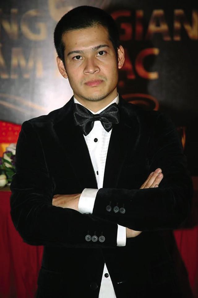 Đạo diễn Việt Tú. Ảnh:TL
