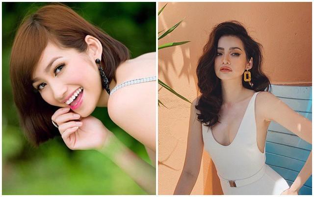 Hình ảnh ngày ấy - bây giờ của hoa hậu Trương Tri Trúc Diễm