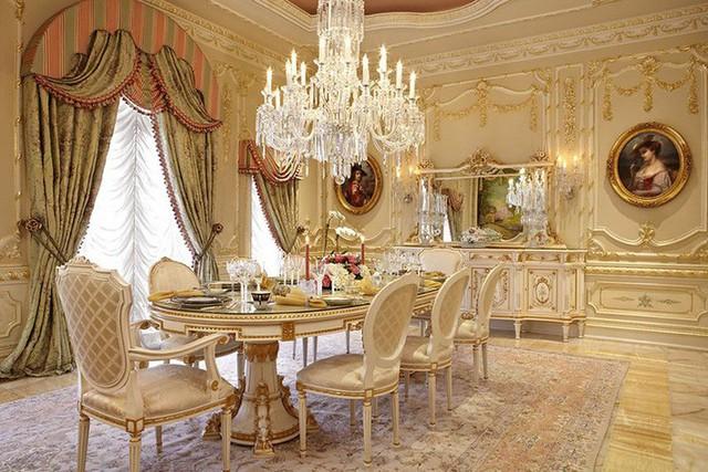 Với vẻ đẹp lộng lẫy, tráng lệ của mình, phong cách nội thất cổ điển luôn là lựa chọn tuyệt vời cho những gia đình mong muốn có không gian sống đẳng cấp.