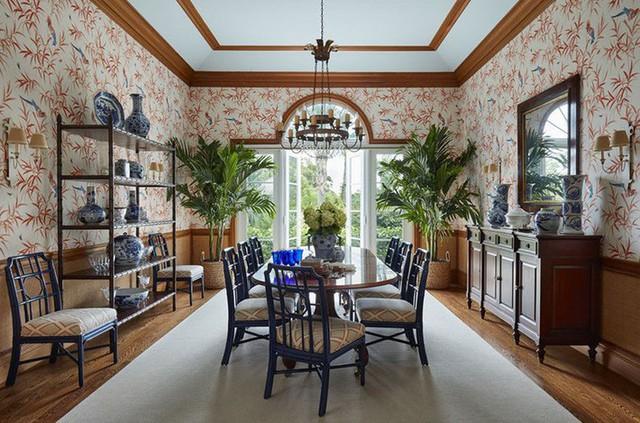 Cùng với những gợi ý trên đây, bạn hãy thảo luận thật kỹ với kiến trúc sư để có được một không gian phòng ăn mang phong cách cổ điển hoàn hảo.