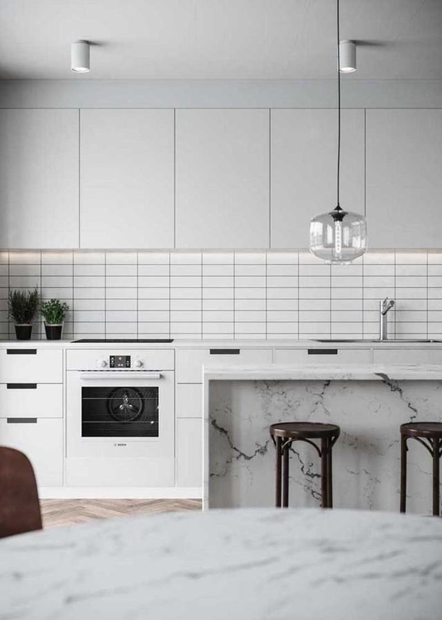 Các thiết bị nhà bếp luôn được ưu tiên lựa chọn loại nhỏ gọn, tính năng tốt.
