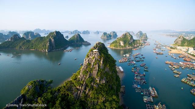 Việt Nam xếp ở bậc 2 trong số 5 bậc đánh giá các quốc gia yên bình trên thế giới.