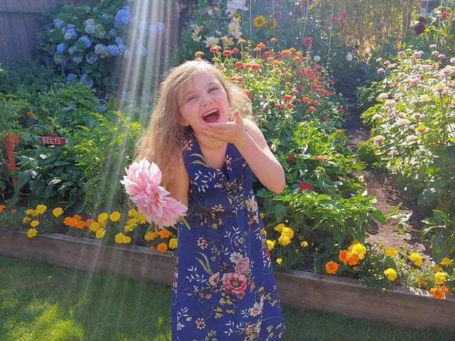 Cuộc sống hạnh phúc, ngập tràn tiếng cười.