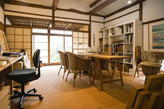 Những góc nhỏ đủ đầy chức năng và nội thất cần thiết.