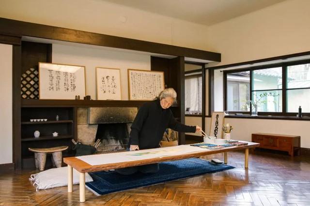 Phòng làm việc của ông Zhensha Xiu Lang.